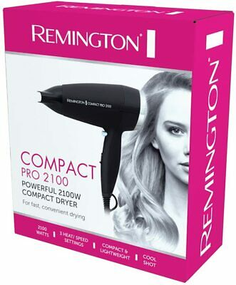 AU25.75 • Buy Remington Compact Pro 2100 Hair Dryer Cool Shot Soft Touch Finish D2050AU NEW AU