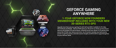 $ CDN25.95 • Buy NVIDIA GEFORCE NOW CODE. 1 Year Membership. Requires RTX 3000-series Gpu!