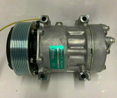 AU650.19 • Buy New NOS Sanden SD7H15 Compressor 8112 8GR 24V Direct Mount Volvo