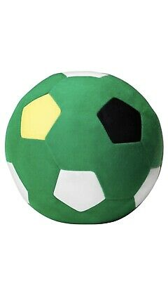 IKEA 703.026.45 SPARKA Soft Toy Football 20 Centimeters In Diameter Green  • 9.49£