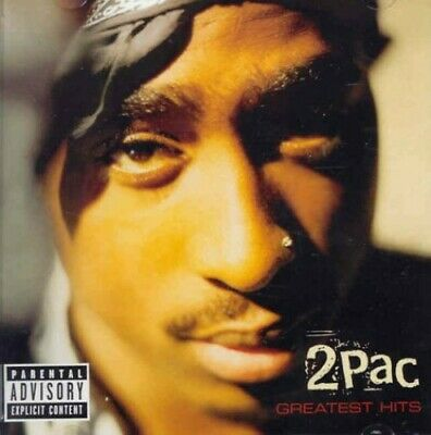 2 Pac - Greatest Hits [2cd] - 2 Pac CD L4VG The Cheap Fast Free Post The Cheap • 34.64£