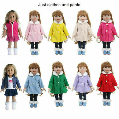 Doll Clothes Dress Outfits Pajames For 18 Inch American Girl Our Generation Gift • 5.59£