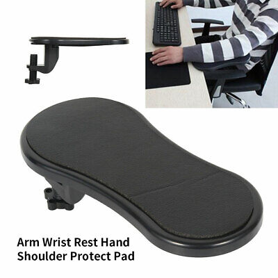 Ergonomic Healthy Computer Mini Armrest Wrist Rest Pad Chair Desk Support F8 • 9.79£