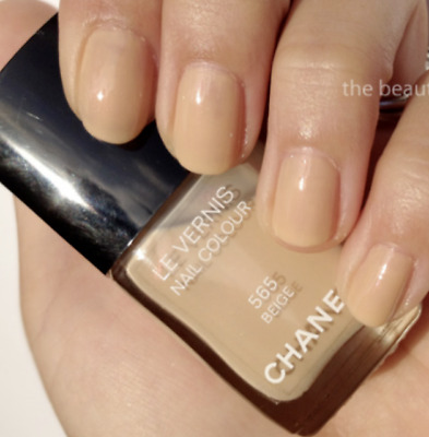 Chanel Le Vernis Nail Colour 565 Beige      Full Size   New   • 8.99£