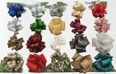 £0.99 • Buy Kirkland Signature Christmas Wire Edged Ribbon - Per Meter Continuous Length