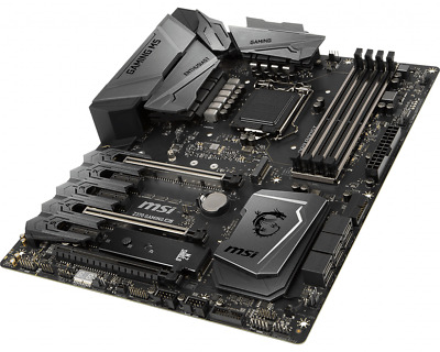 AU402.88 • Buy For MSI Z370 GAMING M5 Motherboard LGA1151 DDR4 Game Mainboard