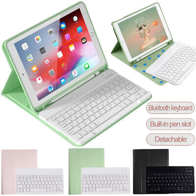 £12.55 • Buy Detachable Wireless Bluetooth ABS Keyboard Case Cover Stand For IPad Mini 12345