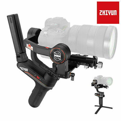 AU479 • Buy AU Zhiyun Weebill S 3-Axis Gimbal Stabilizer For DSLR & Mirrorless Cameras