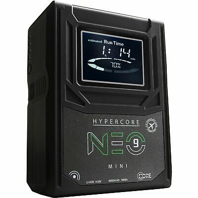 AU463.20 • Buy 0000014632| Core SWX Hypercore NEO 9 Mini V-Mount Battery