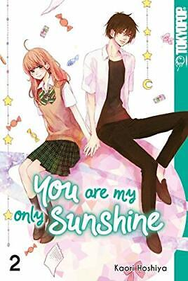 You Are My Only Sunshine 02 By Hoshiya, Kaori Book The Cheap Fast Free Post • 6.99£