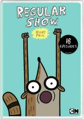 REGULAR SHOW: RIGBY PACK (Region 1 DVD,US Import.) • 11.59£
