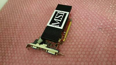 £14.95 • Buy MSI NVIDIA GeForce 8400 GS 512MB GDDR2 Video Graphics Card NX8400GS-TD512EH