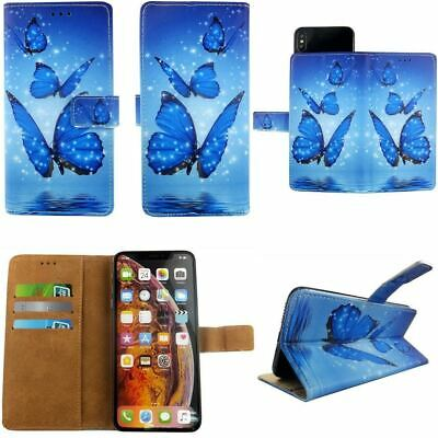 AU14.43 • Buy Premium Leather Mobile Phone Wallet Book Case For Sony Xperia XZ1 -L