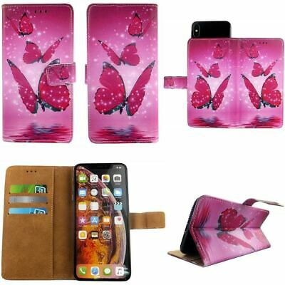 AU14.29 • Buy Premium Leather Mobile Phone Wallet Book Case For Sony Xperia XZ1 -L