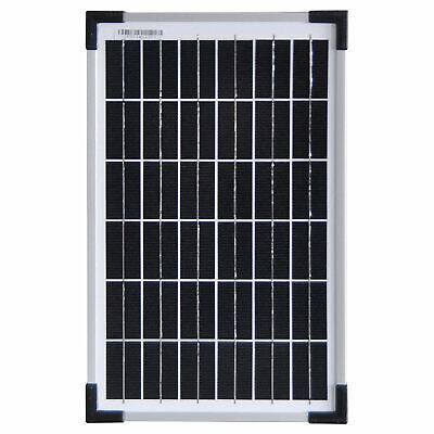 AU24.95 • Buy Powerhouse 5W 12V Monocrystalline Solar Panel