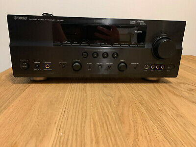 Yamaha RX-V661 A/V Receiver - 7.1 Channel (with Remote) • 89£