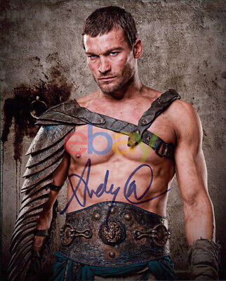 Andy Whitfield (Spartacus) Signed 8x10 Autographed Photo Reprint • 4.84£