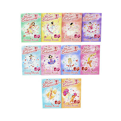 £22.99 • Buy Magic Ballerina 22 Books Children Collection Paperback Box Set By Darcey Bussell