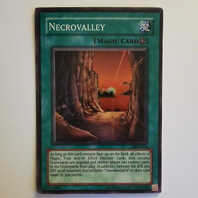 Necrovalley - PGD-084 - Super Rare - Yugioh Card • 3.99£
