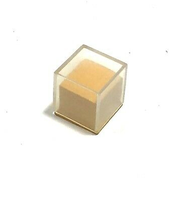 $ CDN4.71 • Buy Gi Joe Cobra 25th 2008 Mass Device Element Yellow Cube Customs Fodder