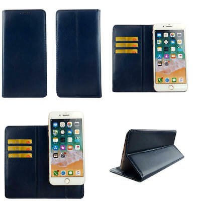 AU14.29 • Buy Premium Leather Mobile Phone Wallet Flip Case For Oppo F1s -L