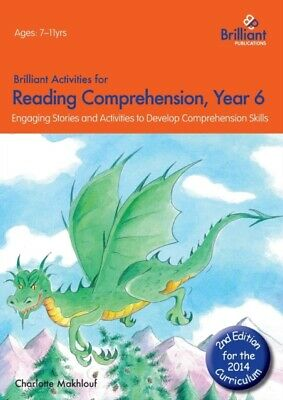 £16.75 • Buy Reading Comprehension Year 6