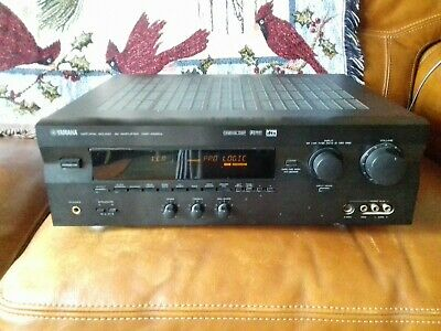 Yamaha Natural Sound AV Amplifier DSP-A595 A • 35£