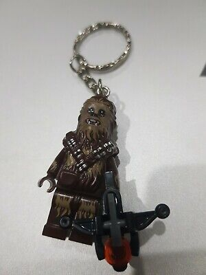 Fits Lego Chewbacca Keyring Star Wars - UK Seller Father's Xmas Han Solo  • 4.50£