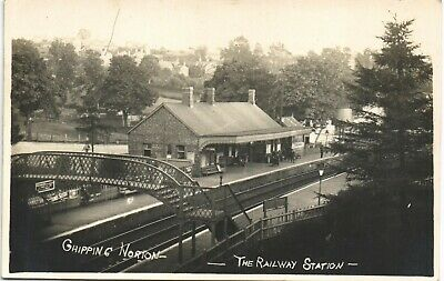 £50 • Buy Chipping Norton. The Railway Station.