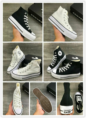 Converse All Star Chuck Taylor 1970s Women's Canvas Platform Shoes  • 39.80£