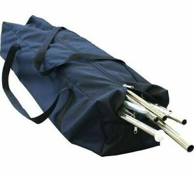 Eurotrail Storage Bag For Tent Frames, Poles And Accesories 120x25x23 Cm Black • 14.99£