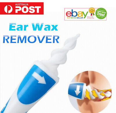 AU12.99 • Buy Ear Wax Removal Tool Ear Wax Cleaner Q-Grips Ear Wax Remover With 16Tips AU 17pc