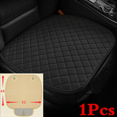 1Pcs 52cmx48cm Auto Car Short Plush Front Seat Cover Pad Protector Cushion Mat • 10.70£