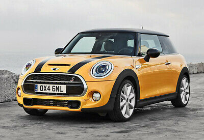 AU223.17 • Buy MINI Cooper S, CountryMan SEAT COVERS PERFORATED LEATHERETTE