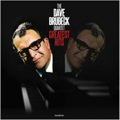 Dave Brubeck- The Dave Brubeck Quartet Greatest Hits Vinyl LP *BRAND NEW SEALED* • 15.50£