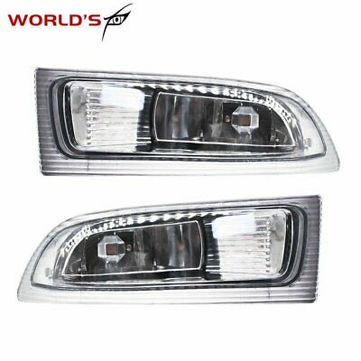 $39.99 • Buy Pair Left+Right Front Fog Driving Lamp Light Clear Lens For 04 05 Toyota SIENNA