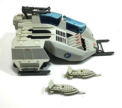 $ CDN40.41 • Buy Gi Joe Cobra Vintage 1987 Snow Wolf Vehicle Only Great Shape Unbroken Complete