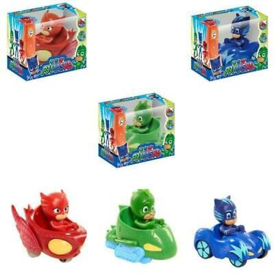 Funny Pj Masks Characters Catboy Owlette Gekko Action Figure Kids Toy UK STOCK • 5.99£