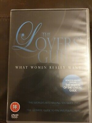 The Lovers Guide  - What Women Really Want - Brand New Sealed Dvd  • 2.99£