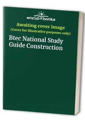 £3.59 • Buy Btec National Study Guide Construction Book The Cheap Fast Free Post