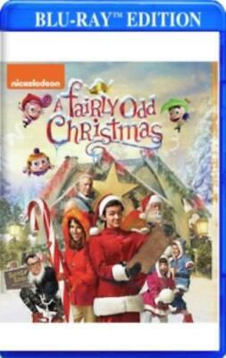 FAIRLY ODDPARENTS: FAIRLY ODD CHRISTMAS (Region A BluRay,US Import.) • 17.69£