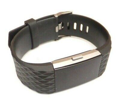 $ CDN6.91 • Buy Fitbit Charge 2 Black Colour Small NO Charger NEW Strap Good Condition Used