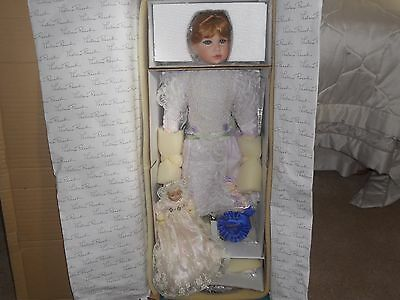 NEW Master PIECE Gallery Boxed Limited Edition Artist DOLL 30  Tall By T. RESCH • 299£