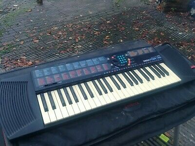 Yamaha PSR 76 - Keyboard Synth • 5£