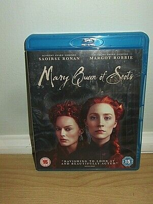 Mary Queen Of Scots [Blu-ray]  • 4.99£