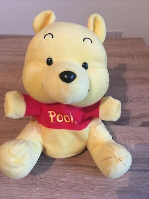 Winnie The Pooh Hand Puppet Disney Great Condition • 5.99£