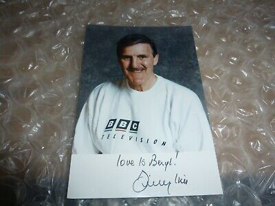 Signed Jimmy Hill Brentford, Fulham & Coventry City • 3.50£
