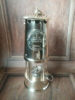 Protector Type 6  Miners Lamp With Relighter System Working Order - Lightly Used • 129.99£