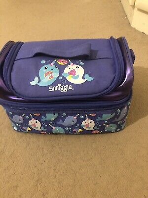 Smiggle Lunch Box Carry Case  • 2£