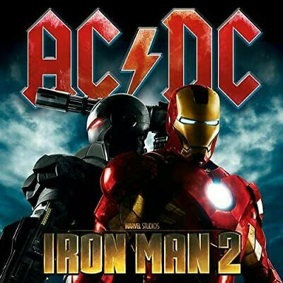 £10.99 • Buy AC/DC Iron Man 2 Soundtrack New CD Best Of Greatest Hits Highway To Hell ACDC